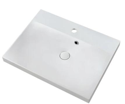 Marmy ANGELINA 61x46 fényes fehér