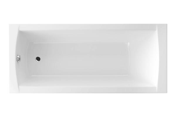 Excellent AQUARIA 140x70 egyenes fehér akril kád