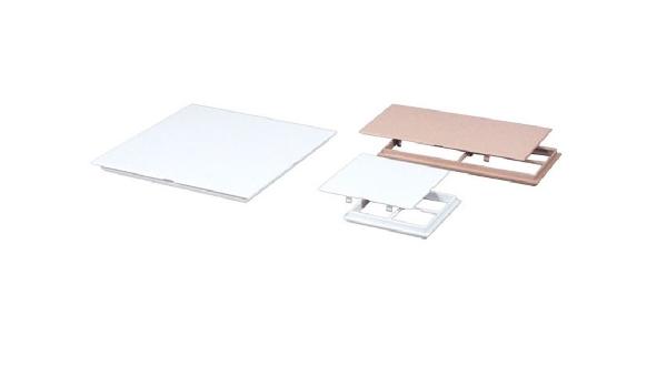 Szerelőnyílás ajtó kádhoz 30x30 cm, fehér (5001)