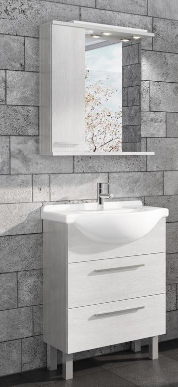 Tboss Trend fürdőszobabútor szett 55cm- több színben