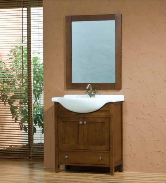 Tboss Toscana fürdőszobabútor szett 75cm