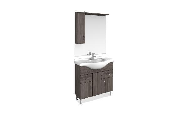Tboss Bianka fürdőszobabútor szett 75cm - több színben