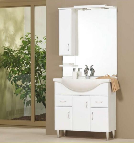 Tboss Bianka fürdőszobabútor szett 85cm - több színben