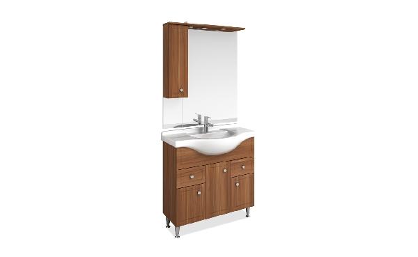 Tboss Plusz fürdőszobabútor szett 75cm - több színben