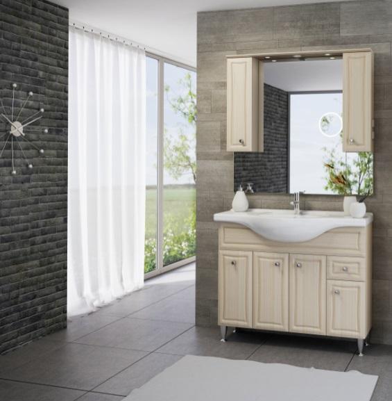 Tboss Plusz fürdőszobabútor szett 105cm - több színben
