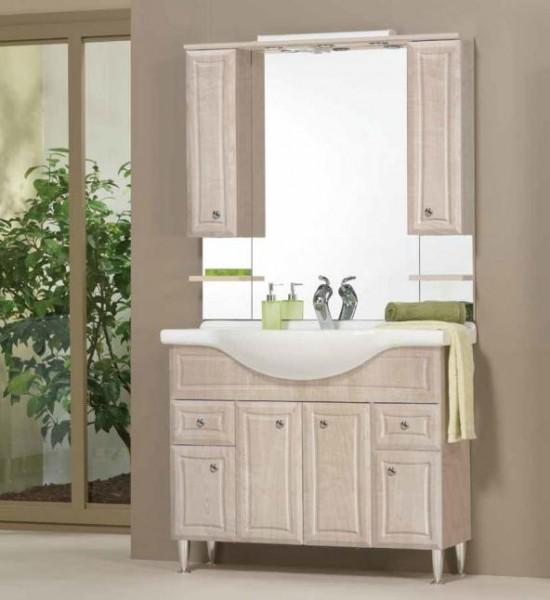 Tboss Plusz fürdőszobabútor szett 120cm - több színben