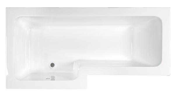 M-acryl Linea 170x70/85 balos kád + láb
