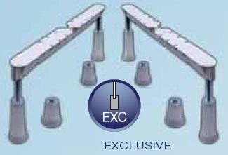 Roltechnik Exclusive kádláb