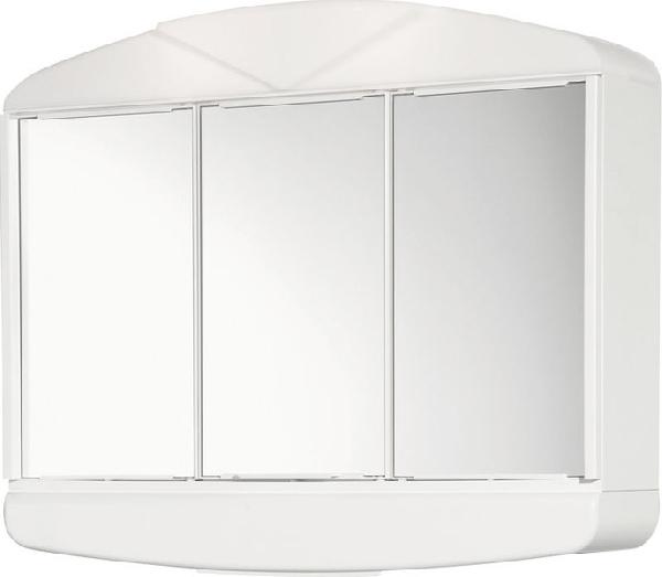 Aqualine ARCADE 58x50x15 cm, 2x izzó 40W, fehér (411342)