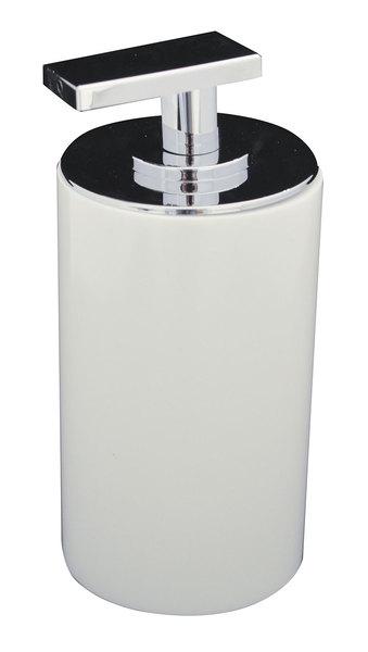 Aqualine PARIS álló szappanadagoló, fehér vagy fekete
