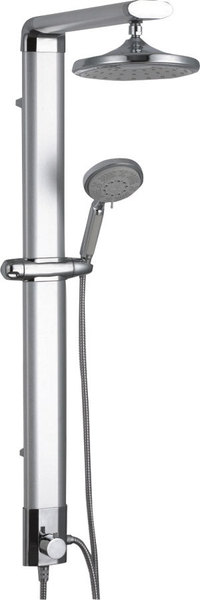Aqualine Tour zuhanyoszlop aluminium (SL030)