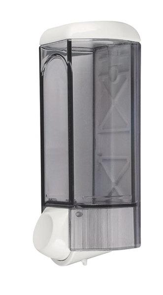 Aqualine MARPLAST szappanadagoló 800 ml, fehér, 10x25x9,5 cm (562)