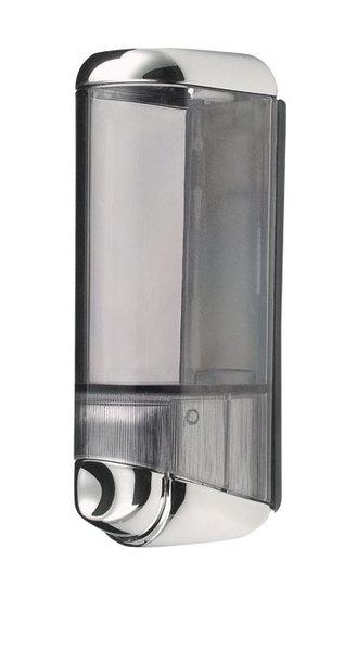 Aqualine MARPLAST szappanadagoló 250 ml, 5x18x7,5 cm, króm (605CH)