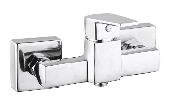 Aqualine ARETA zuhany csaptelep zuhany nélkül, króm (GH245)