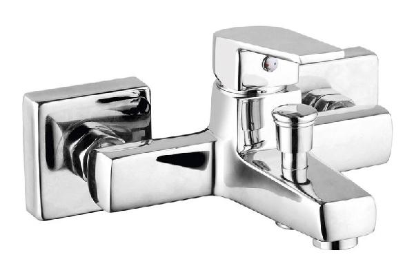 Aqualine ARETA kád csaptelep zuhany nélkül, króm (GH126)