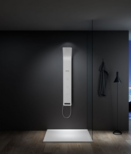 Niagara Wellness RAJNA zuhanypanel 140*22cm ÚJDONSÁG