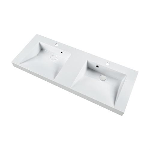 Marmy ADRIANA 120x46 dupla mosdó