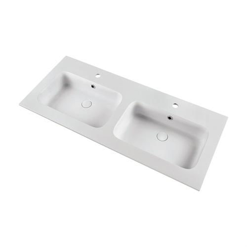 Marmy CALVIN 120x51 dupla mosdó