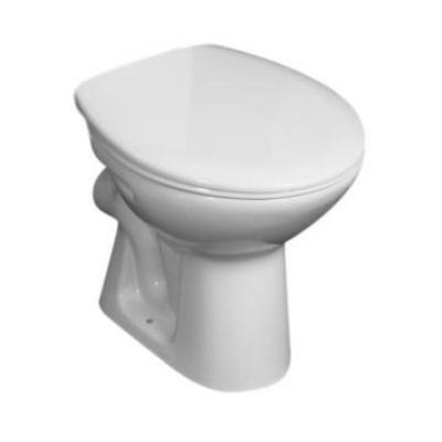 Jika Zeta álló, mélyöblítésű, hátsó kifolyású, fehér WC csésze (8223960000001)
