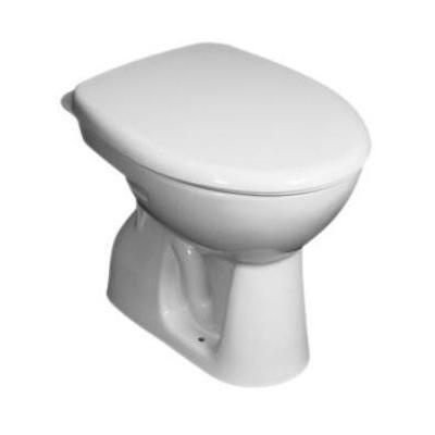 Jika Zeta álló, mélyöblítésű, alsó kifolyású, fehér WC csésze (8223970000001)