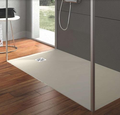 Marmy öntött márvány szögletes zuhanytálca 80x140 - 4 féle választható színben