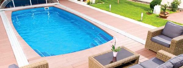 Wellis Myline COSTA RICA úszómedence 7500x3500x1500 mm INGYEN SZÁLLÍTÁSSAL