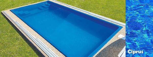 Wellis Myline CIPRUS úszómedence 6000x3000x1200 mm INGYEN SZÁLLÍTÁSSAL