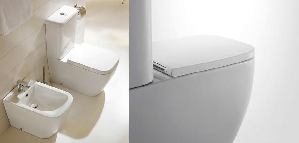 Wellis Ditte monoblokkos WC
