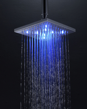 Easy-Bid TLS-01 Esőztető fényzuhany (króm kivitel)