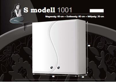 "Guido ""S"" MODELL 1001 felső szekrény"