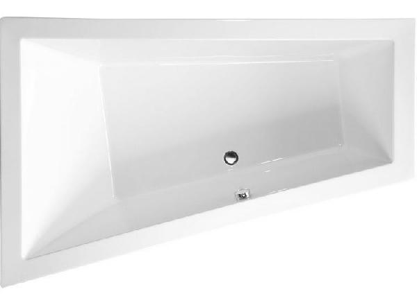 POLYSAN TRIANGL kád 180x120x50cm, bal (19611)
