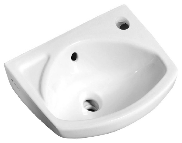 AQUALINE SMALL Mosdó 35x28 cm (91351)