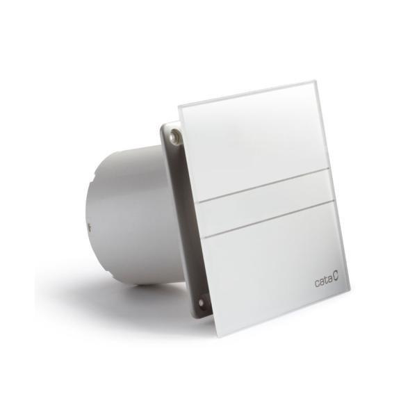 Sapho CATA E-100 GT ventilátor, 8W, időzítővel, o100mm, utószellőztetés, fehér