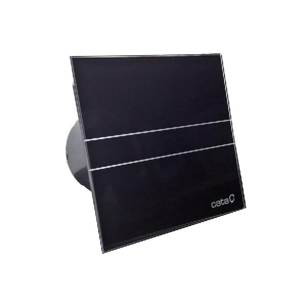 Sapho CATA E-100 GT BK ventilátor, 8W, időzítővel, o100mm, fekete