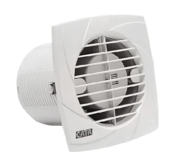 Sapho CATA B-10 PLUS T/B ventilátor, 15W, időzítővel, o100mm, fehér