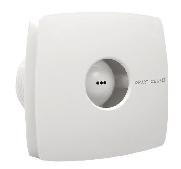 Sapho CATA X-MART 10 T ventilátor, 15W, o100mm, fehér