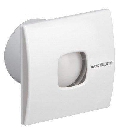 Sapho CATA SILENTIS 10 T ventilátor, 15W, időzítővel, o100mm,fehér