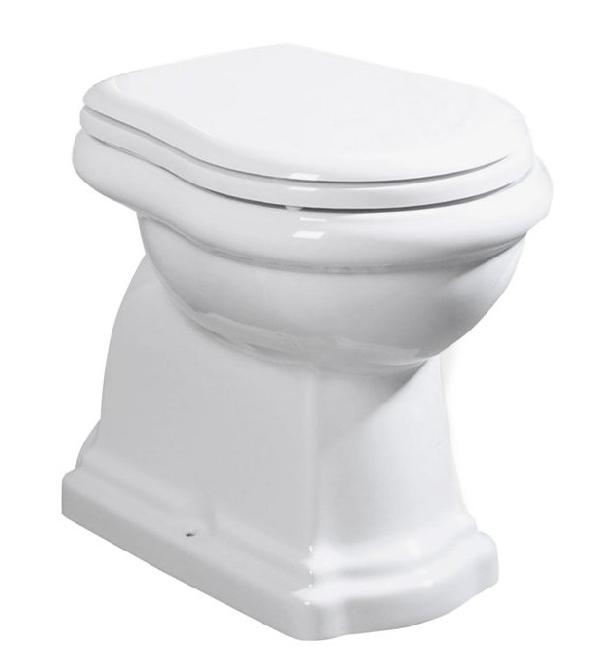 Sapho KERASAN RETRO WC hátsó kifolyású