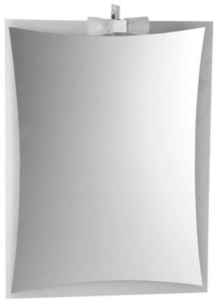 Sapho WEGA Tükör, 60x80 cm, homokfújt