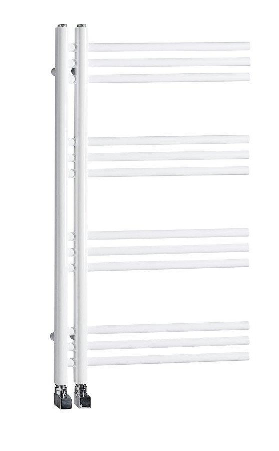 Sapho DORLION fürdőszobai radiátor 500x1200 mm, fehér