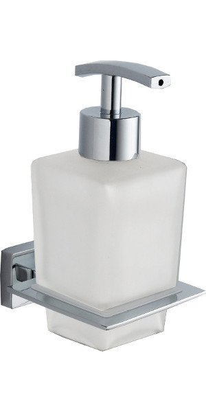 Sapho AQUALINE APOLLO szappanadagoló, tejüveg 1416-19