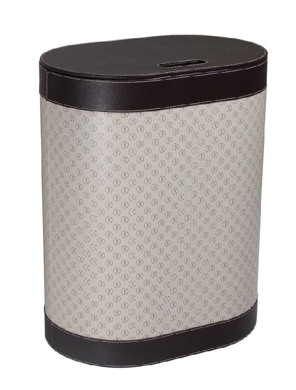Sapho ICON szennyestartó, 480x610x320 mm, barna
