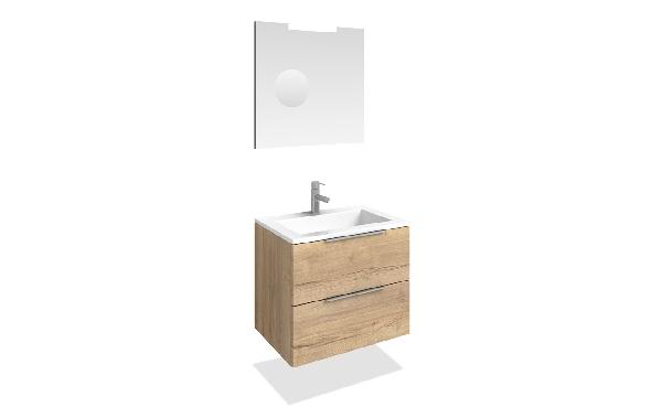 Tboss Dana fürdőszobabútor szett 60cm - több színben