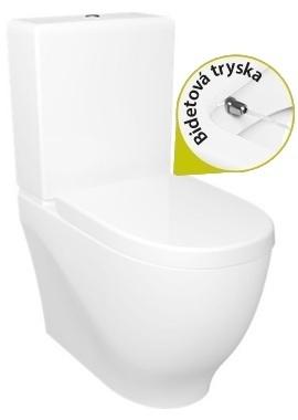 MAR - WC + BIDET 2V1 - MA3641 KOMBI WC+BIDÉ - UNI KIFOLYÁSÚ