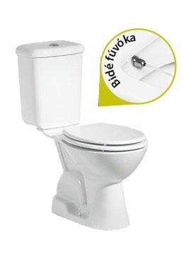 PITTA - WC + BIDÉ 2IN1 - PA3041 KOMBI WC+BIDÉ-ALSÓ KIFOLYÁSÚ