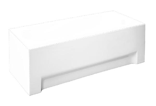 M-acryl Egyenes kád előlap 160cm