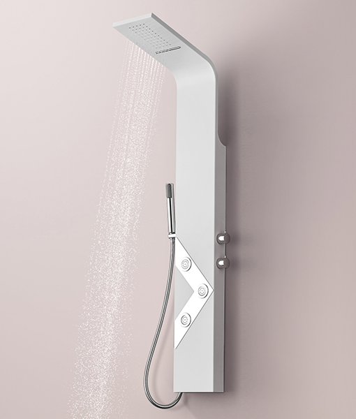 Niagara Wellness LISBON zuhanypanel 140×20cm