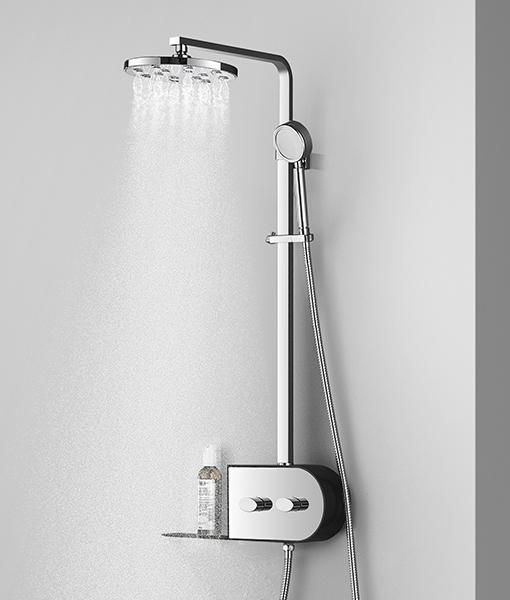 Niagara Wellness KOTA zuhanypanel 94×51cm