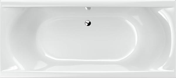 Wellis Ontario 190x90 akril egyenes kád