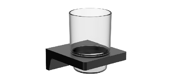 Wellis Mamba pohártartó - matt fekete